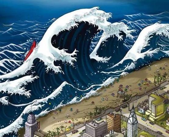 海啸夺走26万生命 海啸怎么形成?当海啸发生了如何处理?