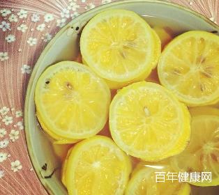 橘叶柠檬糖水的妙用