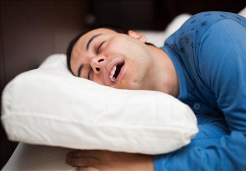 白天睡觉的夜晚打呼噜像雷吗?要警惕这种疾病!