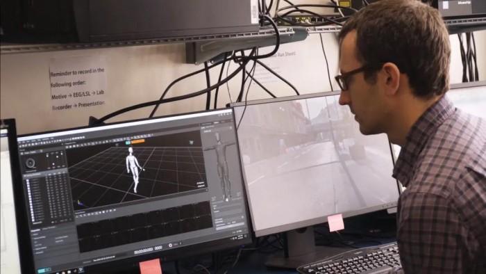 高科技医疗 虚拟动点虚拟现实+OptiTrack技术有助于缓解神经障碍的症状