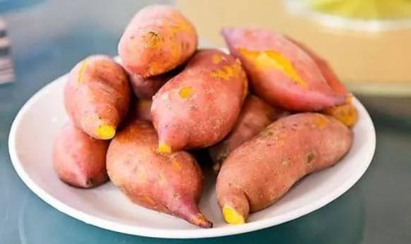 红薯这样做,营养好处多