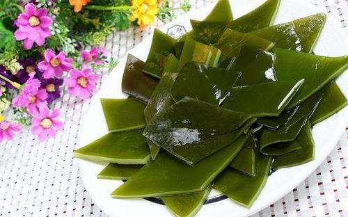 海带的功效与作用以及吃法 海带怎么做好吃?