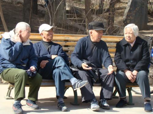 老年人融入不了现代数字社会到底应该如何解决?