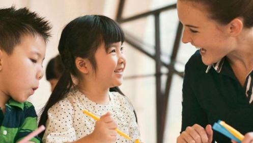 家长帮助幼儿如何学英语?