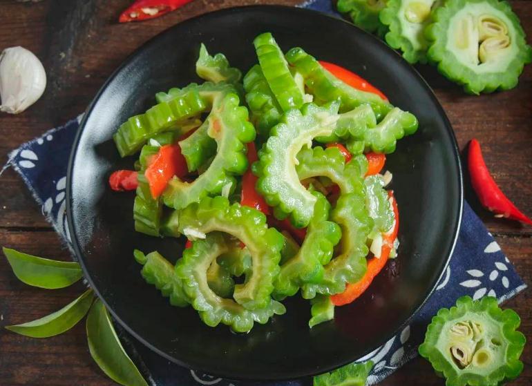 夏天吃这些蔬菜清热泻火