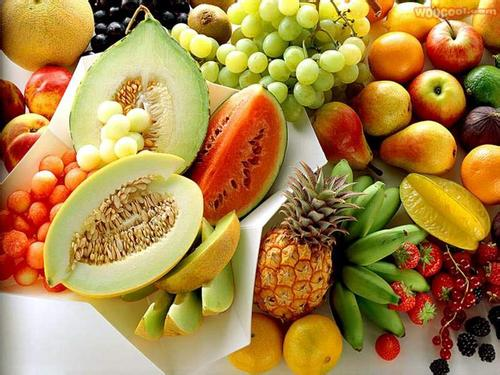 不用去打玻尿酸,吃这些水果能帮助你健康瘦脸快速见效
