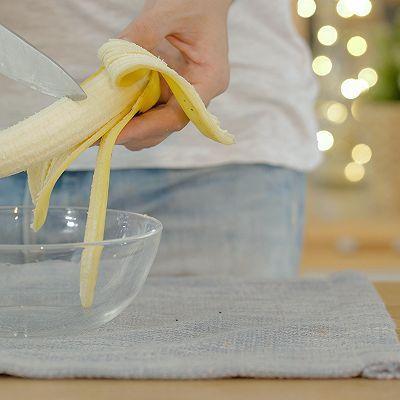 用香蕉皮来擦脸有什么好处?香蕉皮擦脸祛斑的正确方法