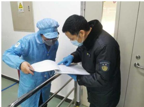 护航群众生命健康安全 做实做细疫情防控监督