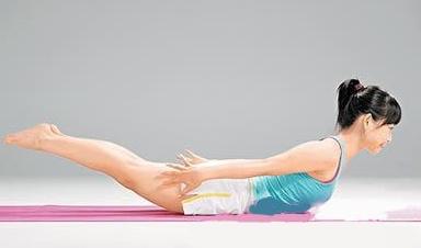 瘦肚子的最快方法运动