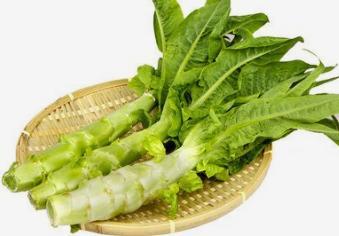莴笋是发物吗?莴笋叶子能吃吗?没有什么营养呢?