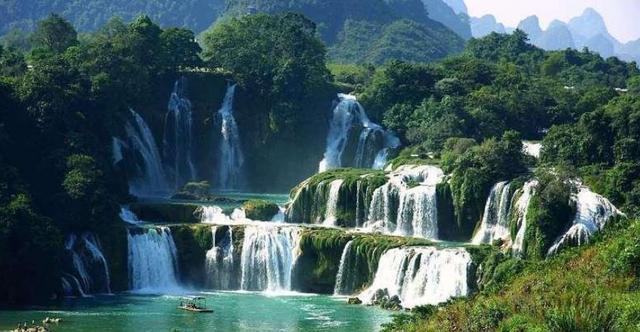 世界最美跨国瀑布,就在中国,送你一份最新旅游攻略!