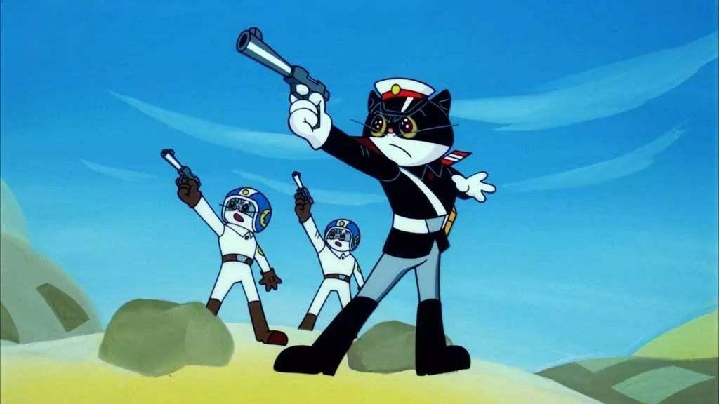 《黑猫警长》电影导演过世,经典动画经久不衰