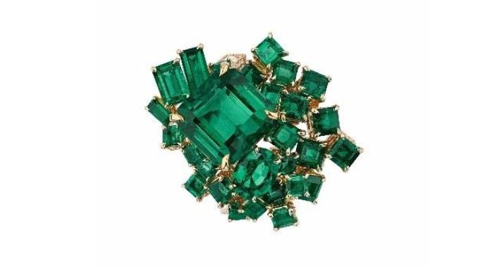 迪奥 Gem Dior 顶级珠宝系列