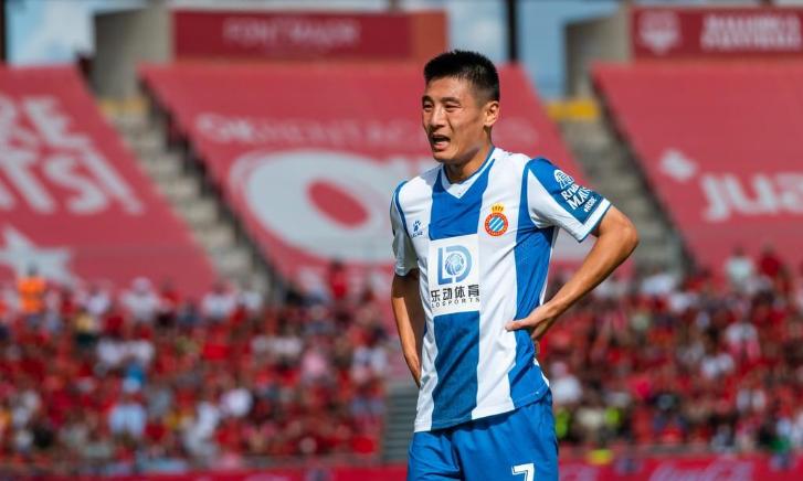 阿斯报:新帅马钦启用3-5-2,武磊在新阵型中更困难了