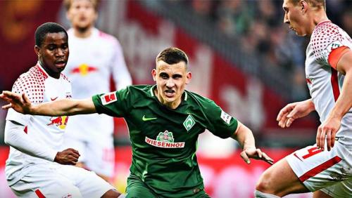 多特蒙德赞助商BOB体育德甲联赛前瞻——不莱梅vsRB莱比锡