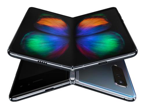 双重形态的三星Galaxy Fold,为消费者带来全新的生活方式