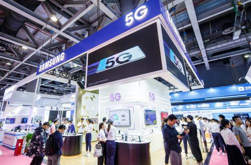 """助力5G万物互联新时代  三星电子携手中国移动诠释""""5G+ 未来无限可能"""""""