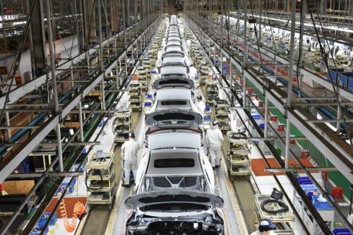 来自武汉的镜头:烟火气日盛,汽车产业链全面复苏