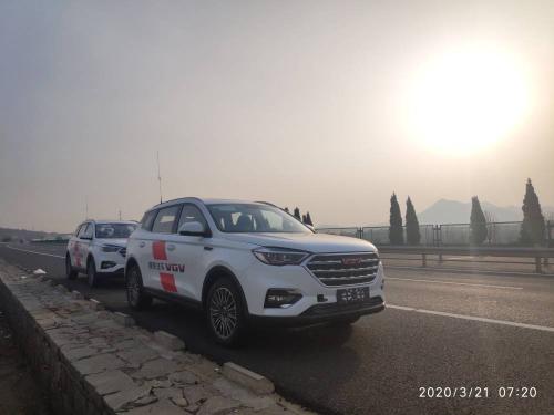 环驾中国3万公里不是终点  潍柴汽车还将走得更远!