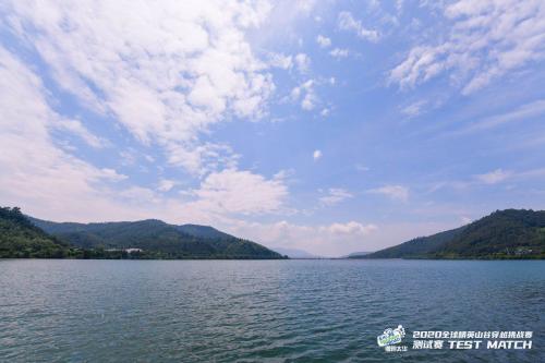 发现之路·漫跑太华-全球精英山谷穿越挑战赛测试赛在太华镇举办