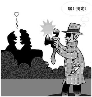 揭秘北京私人侦探神秘面纱 婚外情调查比例与日俱增