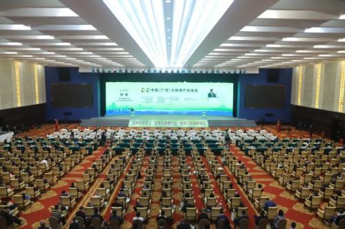 2020中国(广西)大健康产业峰会隆重举行