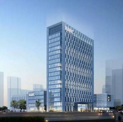 淮安地标项目淮安市广播电视中心有了新进展!