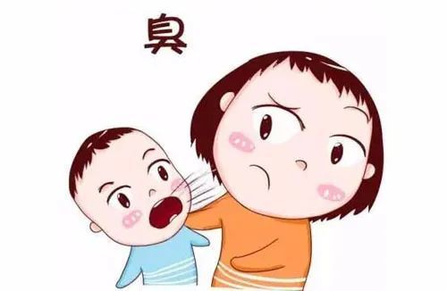 宝宝消化不良口臭怎么办,教你几招有效预防