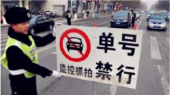 2021许昌市汽车限行制度、限行车辆、限行时间最新通知