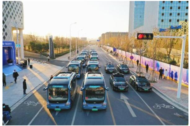 自动驾驶微公交全新升级支持5G远程驾驶 宇通自动驾驶巴士即将在郑州批量投放