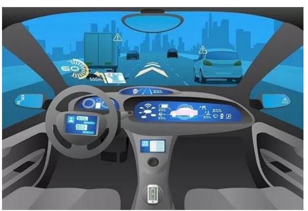 快速高效的对联网终端 5G时代还能愉快的驾驶吗