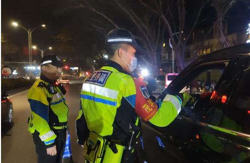 酒驾醉驾违法犯罪行为专项行动 启动零点行动严查酒驾醉驾