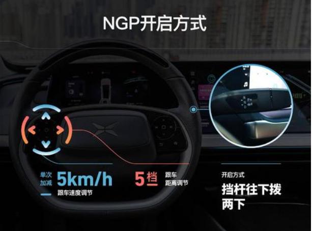 正式开放了NGP自动导航辅助驾驶 NGP自动导航辅助驾驶使用里程突破50万公里