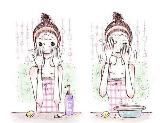 脸上多油该如何正确护理 对于所有肤质来说清洁是第一步