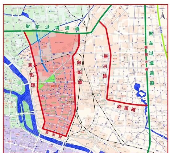 阜阳市2021年元宵期间汽车限行制度、限行车辆、限行路线最新通知