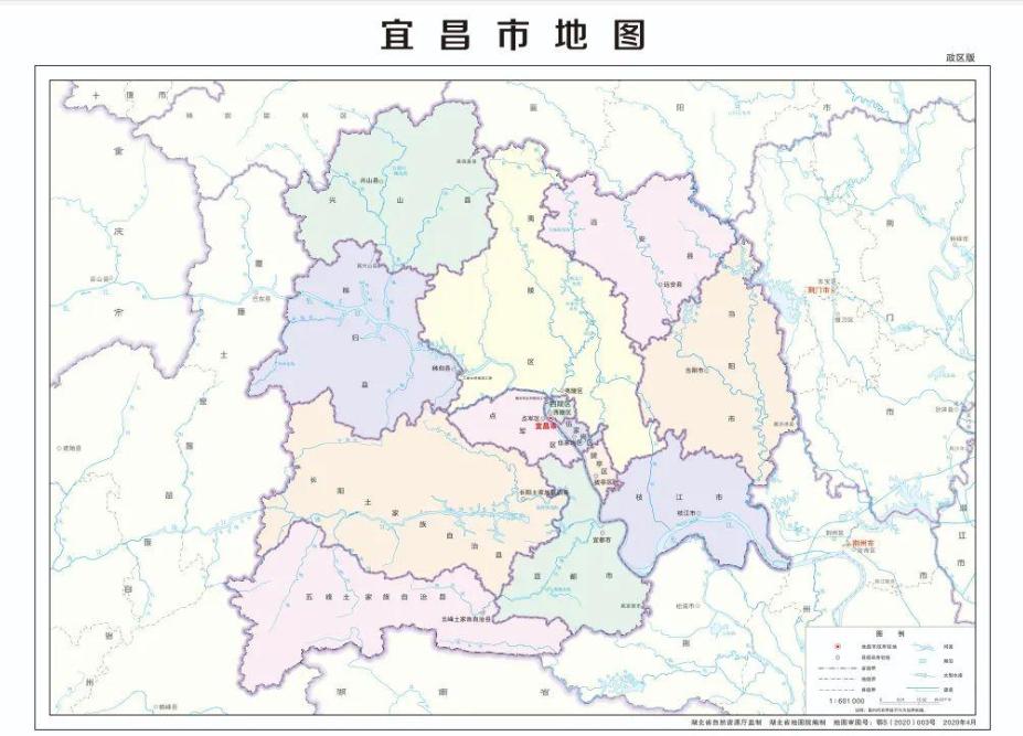 宜昌市2021限制通行区域对货车实行分时分类管控、限行时间、限行区域最新通告