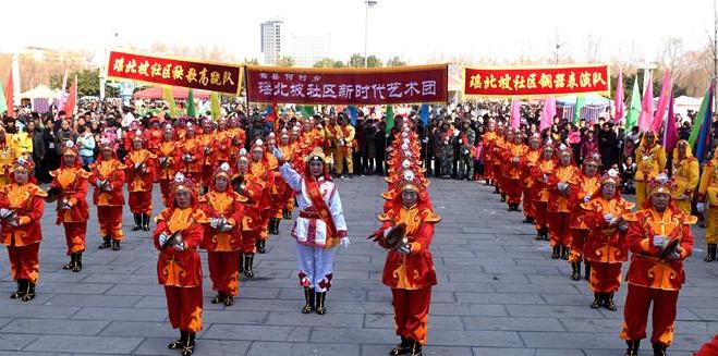 兰州市举行传统元宵节文化活动 旨在进一步丰富人们的节日生