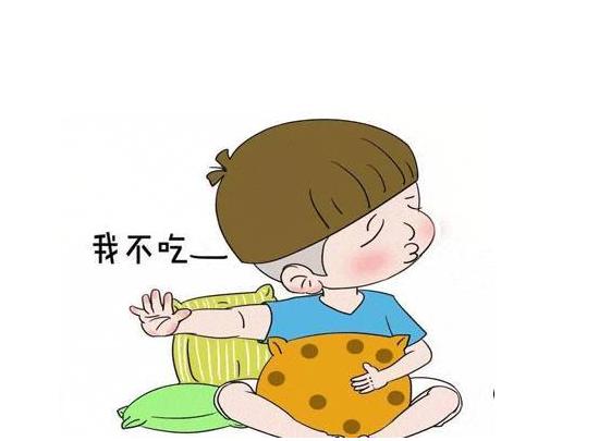 宝宝胃口不好不爱吃饭是什么原因?