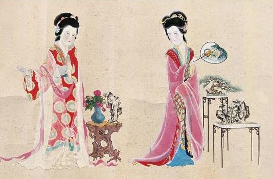 """我国古代女性的几个""""妇女节"""" 专门为女性设置的节日"""