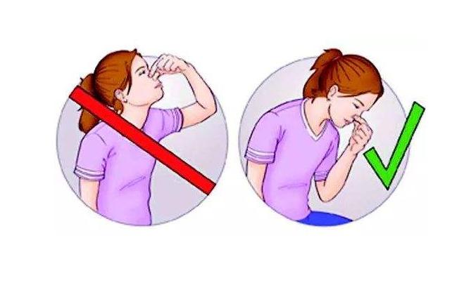 鼻子出血有哪些原因 鼻子出血怎么办?