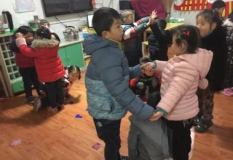 2021年幼儿园热门游戏活动