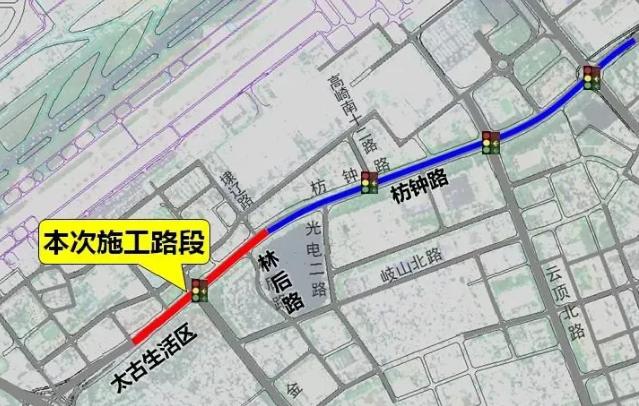厦门市限号限行2021最新消息 厦门枋钟路下穿金尚路隧道双向封闭施工