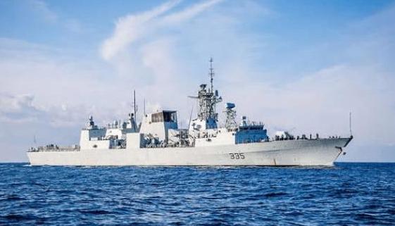 加拿大军舰南海挑衅 我国对加拿大军舰南海挑衅强势回应