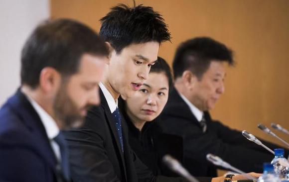 孙杨案即将重审 孙杨案重审听证会预计在今年五月举行