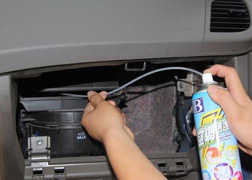 汽车空调清洗教程 汽车空调怎么清洗