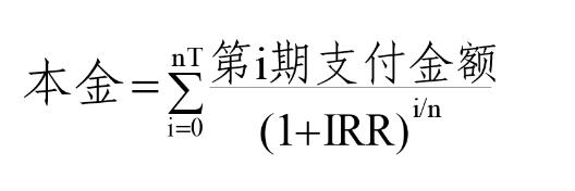 如何算年化利率?IRR计算方法的公式是什么?