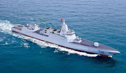 辽宁号航母携众型军舰赴东海演练 辽宁号航母战斗群编队新阵型