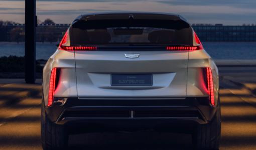 全新凯迪拉克LYRIQ上海车展首发 2022年全新凯迪拉克LYRIQ将正式上市