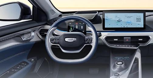 几何APro车型最新信息 几何APro部分车型配置曝光