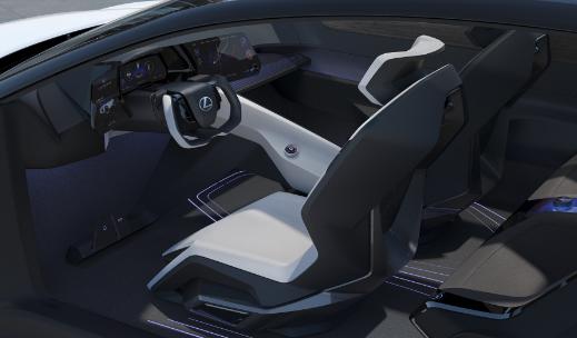 全新雷克萨斯概念车LF-Z全球首发 雷克萨斯概念车LF-Z最新配置